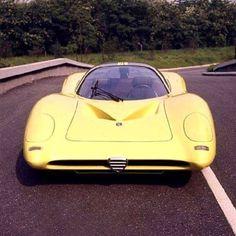 Pininfarina P33 Coupe Speciale.
