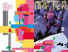 DRIFTER #10 cover design B