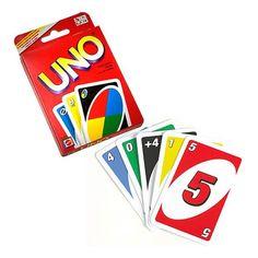 Se vem som först blir av med alla sina kort. Använd Action-korten mot dina motspelare. När du bara har ett kort kvar, måste du ropa UNO! Passar för alla ö...