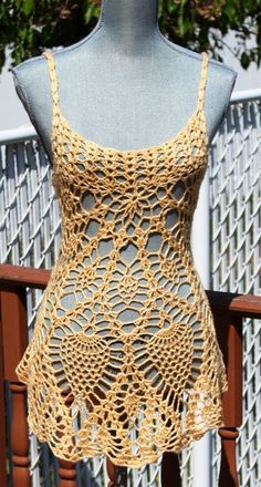 Beach Dress Made to Order in any size and color with by DearAlina, $109.00
