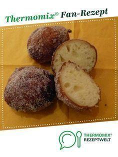 saftige Quarkbällchen von zilly1412. Ein Thermomix ® Rezept aus der Kategorie Backen süß auf www.rezeptwelt.de, der Thermomix ® Community.