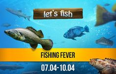 Fishing Fever http://wp.me/p3xnRX-6N #letsfish