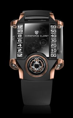 X-TREM-1 Christophe Claret - Watches for men