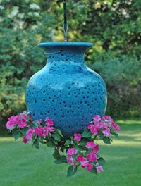 Down Under Pots- these are so fun to do and a conversation piece!  I have several!