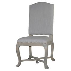 I pinned this Alexis Side Chair in Gray from the Favored Finds event at Joss and Main!