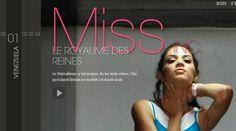 Miss Inc - Accueil