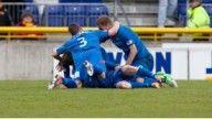 SPL: Inverness beat Motherwell in thrilller, St Mirren lose again
