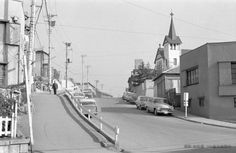 宇田川町(オルガン坂・東急ハンズ)1962