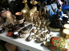 Treasures in bronze  Thailand, India