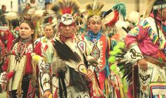 First Nations pow wow ...