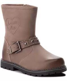 Μπότες LASOCKI KIDS - CI12-2122-02A Szary Jasny Biker, Boots, Fashion, Crotch Boots, Moda, Shoe Boot, Fasion, Fashion Illustrations, Fashion Models