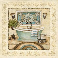 figuras de banheiros on pinterest vintage bathtub decoupage and : bathroom black red white