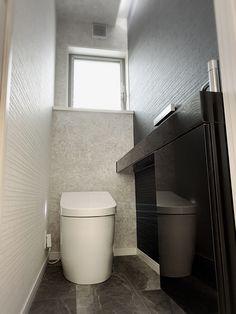 作ってみました Toilet, Bathroom, Washroom, Flush Toilet, Full Bath, Toilets, Bath, Bathrooms, Toilet Room