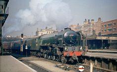 60130 Kestrel at Kings Cross