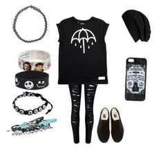 """(My exact outfit) on the road to the party"" by esacpedwonderland ❤ liked on Polyvore featuring Vans, Disney, Echo and Boohoo"