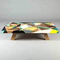 Vans the omega coffee table