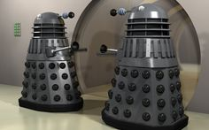 This is the Genesis Dalek which I am trying to build a scale model of Doctor Who Books, Jon Pertwee, 1920x1200 Wallpaper, Standard Wallpaper, William Hartnell, Female Doctor, Dalek, Dr Who, Scale Model