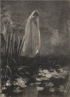 Constant Puyo, Nu, 1910.