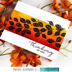 Sew Seasonal & Uplifting Thoughts - Concord & 9th Fall Cards, Winter Cards, Charlie Brown Christmas Tree, Ink Splatter, Uplifting Thoughts, Concord And 9th, Little Blessings, Some Cards, Thanksgiving Cards