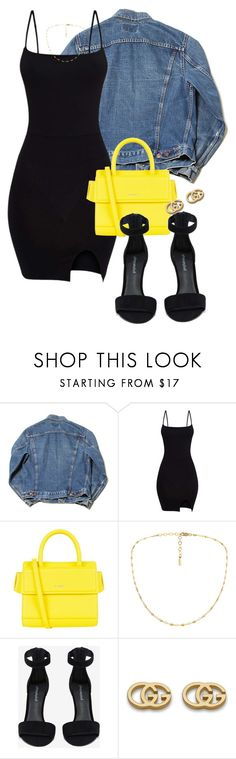 """Untitled #1459"" by sadgirllmaya ❤ liked on Polyvore featuring Givenchy, Jeffrey Campbell and Gucci"
