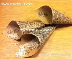 ideas · boda ·  casament · detalles · personalizados · barcelona · tienda  de detalles de boda · botiga · detalls casament · diseño · convidats · invitados · regalo · conos · paterna · diseño · arroz