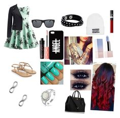 """""""Party time"""" by cmsvball19 on Polyvore featuring Accessorize, Forever New, Orlebar Brown, Diesel, Impulse, Sephora Collection, NARS Cosmetics, Benefit, Jewel Exclusive and Bling Jewelry"""