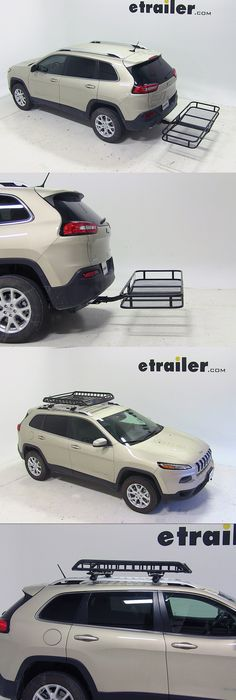 The Top 20 Most Popular Cargo Carriers for the Jeep Cherokee based on reviews, fit and function. See more photos and 'how to' installation videos to chose the best cargo for you and your Jeep!