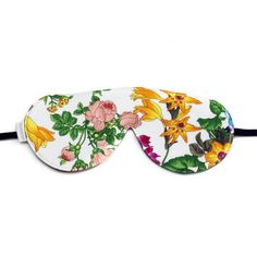 e22774d51 Floral Blush Sleep Mask from elizabethW San Francisco. Saved to Sleep Well.   sleepmask