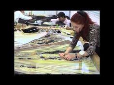 Blanka Matragi - Backstage: Vznik šatů - YouTube