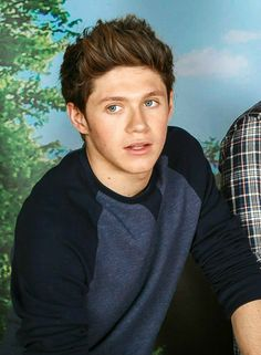I love this pic! ^^^ Brunette Niall omg