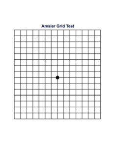Image Result For Macular Degeneration Eye Chart Grid Eye Chart