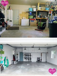 Time for another garage update and this one is a doozy! We have been working away to finally get to the finish line and with one project le...
