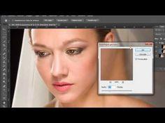 Curso completo de retoque de piel por separación de frecuencias con Photoshop | Fotografo digital y tutoriales Photoshop