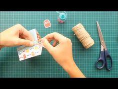 Organizador de escritorio de papel   DIY   Tutorial paso a paso