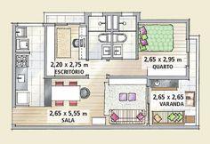 56 m2 LIVING WELL