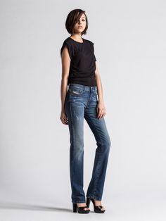 Diesel #jeans: BOOTZEE-ST 0822J #essential