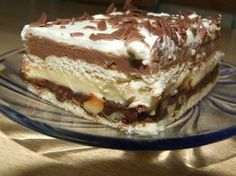 Kinder bueno. Nutella, Sweet Recipes, French Toast, Sweet Tooth, Sweet Treats, Food And Drink, Cooking Recipes, Pudding, Sweets