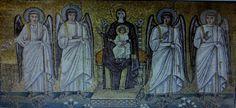 Golden Age of Byzantine Art III: Churches of Ravenna -Sant'Apollinare Nuovo, Sant'Apollinare in Classe and San Vitale- – ArS Artistic Adventure of Mankind