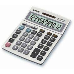 12 számjegyû, NAGY DÖNTÖTT KIJELZÕ, utolsó szám javítása, üzleti számítások (bekerülési-, eladási ár, árrés), kerekítés, ÓRIÁS KIVITEL, ÁFA számítás, elem+napelem,