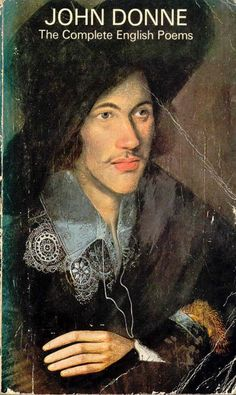 John Donne as a young man , c.1595 , artist unknown , Collection of the National Portrait Gallery , London.