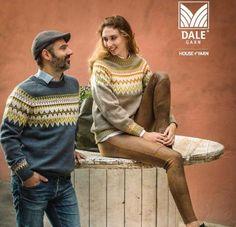 Lofoten sweater (320-11) - Dale Garn - kit forhandles her - Køb til netpris