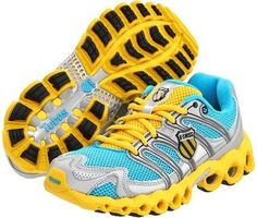 For Zumba and Turbo Fire-K-Swiss  Ultra TubesTM 100