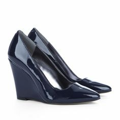 Sole Society - Pointed toe wedges - Kelly - Just think I might ;)