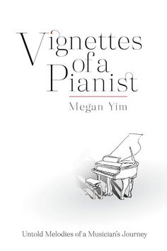 What does being a classically trained musician mean? What are the responsibilities? The duties? In Vignettes of a Pianist, Megan retells and recreates the moments that are felt behind the scenes, the ones that are not applauded or awarded. Moments that most individuals forget, or they may not even have knowledge of; the walk up to the stage before a performance, the wait outside the examination room, or the drive to a piano lesson you did not practice for. Classically Trained, Retelling, Piano Lessons, Classical Music, Book Publishing, Self Help, Vignettes, Growing Up, No Response
