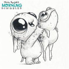 morning scribbles - Ecosia