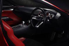 Mit dem Mazda RX-Vision wird eine Legende zuneuem Leben erweckt. Einst standen die RX-Modelle für sportliche Coupés mit Wankelmotor und Heckantrieb, zuletzt gab esdieses Konzept beim RX-8. Mit de…