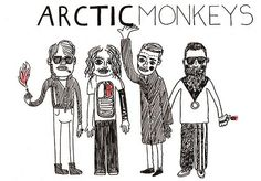 Foster The People - Arctic Monkeys