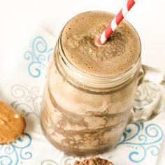 Migraine Busting Healthy Chocolate Peanut Butter Shake Recipe   MyRecipes