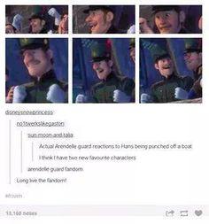 Arendelle Guards