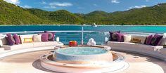Solandge Yatch   Find more inspiration: www.luxxu.net  #yatchdesign #luxurycruiser #luxuryyatch, modern design, travel destinations, luxury travel